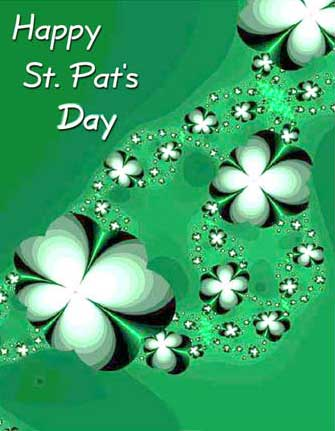 Happy St. Patricks Day Pic