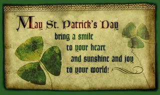 St. Patricks Day: Irish Picture