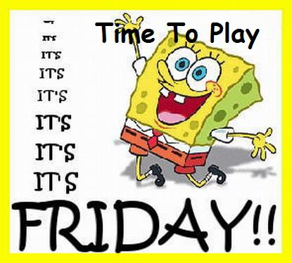 Time To Play! Friday Comment Graphics