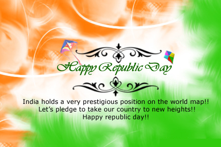 Republic Day Wishes for All Indians