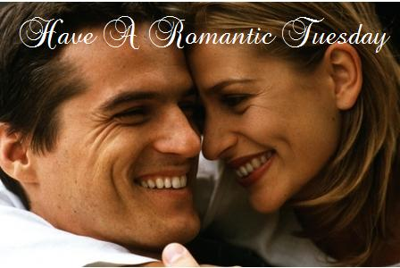 Romantic Tuesday Greetings