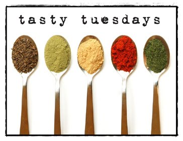 Tasty Tuesday! Glitter Comments