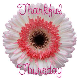 It's Thankful Thursday! Myspace Graphic