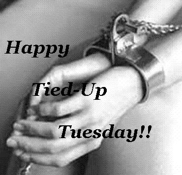 Tied Up Tuesday Greetings