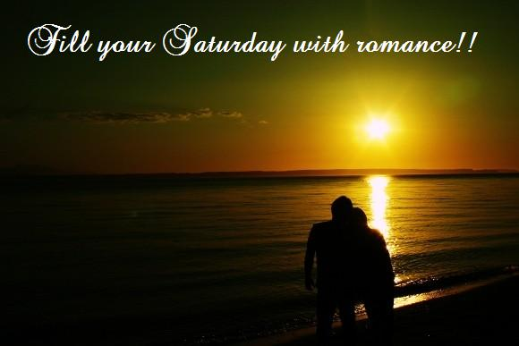 Saturday Romantic Greetings