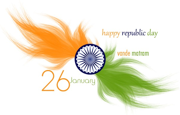 Vande Matran - Happy Republic Day India