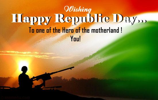 Wishing Happy Republic Day