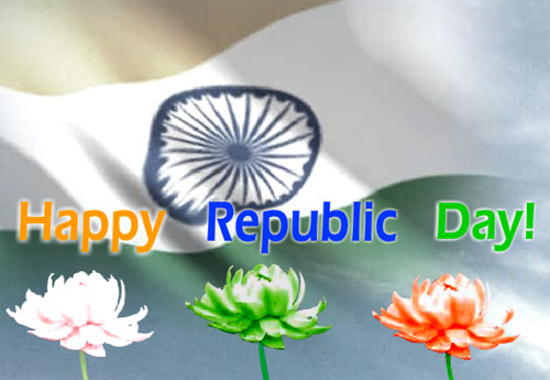 Wonderful Republic Day Ecard