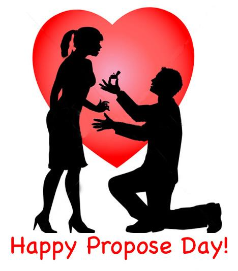 Happy Propose Day Ecard