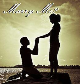 Marry Me: Its Propose Day