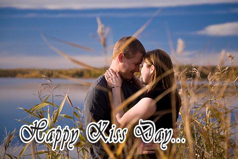 Romantic Kiss Day Pic