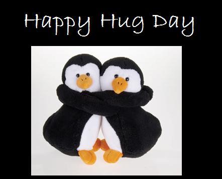 Happy Hug Day Ecard