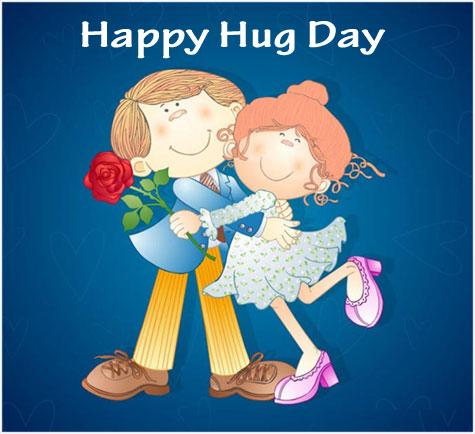 Happy Hug Day: Pic for f Share
