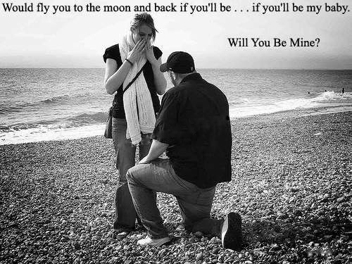 Will You Be Mine: Happy Propose Day