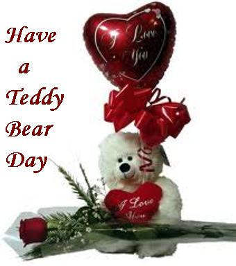 Have A Happy Teddy Bear Day