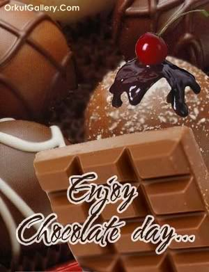 Enjoy Chocolate Day
