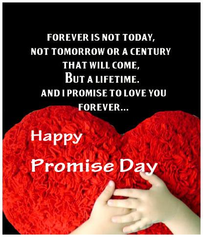 Promise To Love You Forever: Pic for f Share