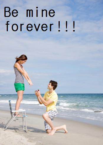 Be Mine Forever: Happy Propose Day