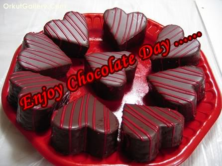 Enjoy Chocolates On Chocolate Day