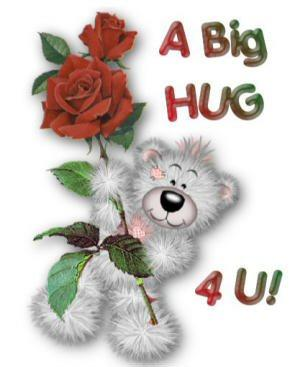 Big Hug for You: Happy Hug Day