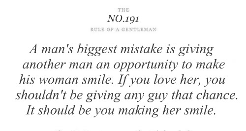 A man's biggest mistake is giving another man - Tips & Rule Quote