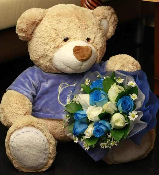 Happy Teddy Day Ecard
