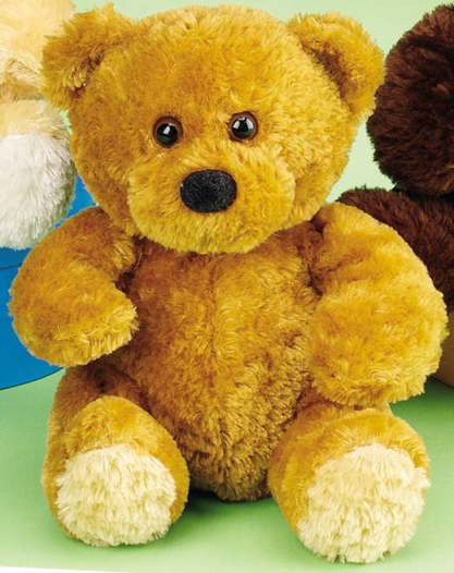 Happy Teddy Bear Day: Greeting Card