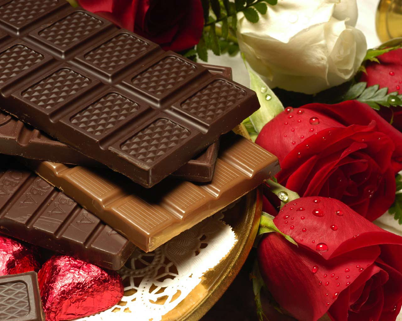 Romantic Chocolate Day Greeting