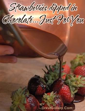 Chocolate Just for You: Happy Chocolate Day