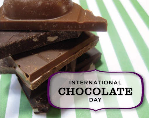 Celebrate International Chocolate Day