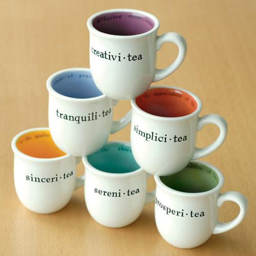 Creative Tea - Quote