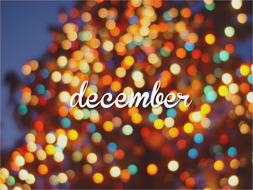 December | Quote