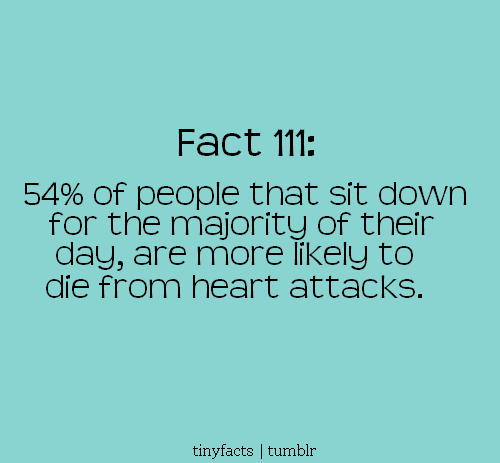 Heart Attack : Fact Quote