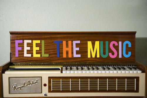 Feel The Music - Quote