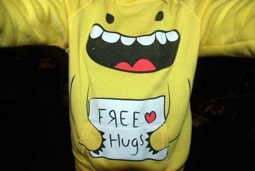 Free hugs | Hug Quote