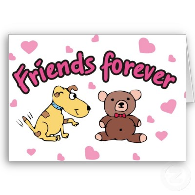 Friends Forever Ecard for f Share