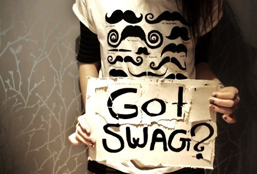Go swag ? - Quote