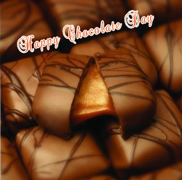 Marvelous Chocolate Day Graphic