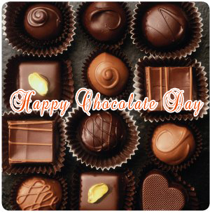 Happy Chocolate Day: Ecard