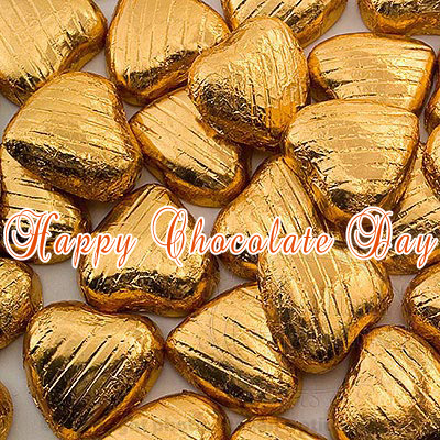 Golden Chocolate: Happy Chocolate Day