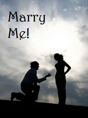 Marry Me! Happy Propose Day