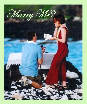 Marry Me: Propose Day Greeting Card