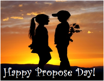 Happy Propose Day Graphic