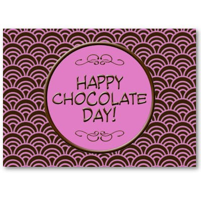 Happy Chocolate Day! Ecard