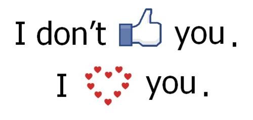 Love Quote - I love Like you.I Love you.