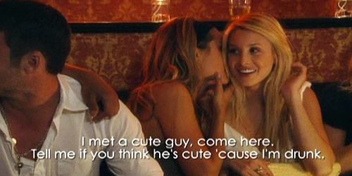 If a met a cute guy - Best Love Quote