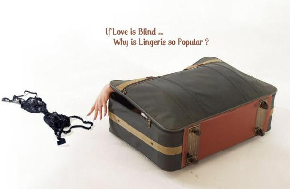 If love is blind!  : Funny Quote