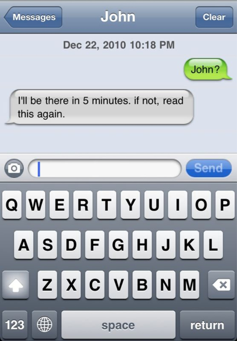Funny text messages | funny e