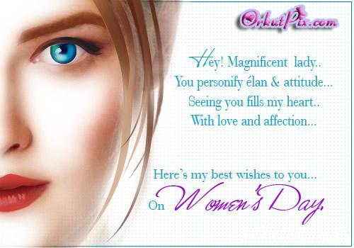 International Womens Day Scraps & Glitters