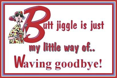 Quote ~ Jiggle -Way of Waving Goodbye
